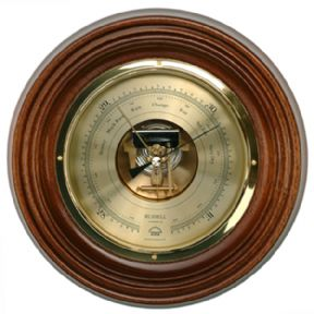 "212 150mm (6"") diameter barometer 10½"" mount ( Low on stock please call before ordering.)"